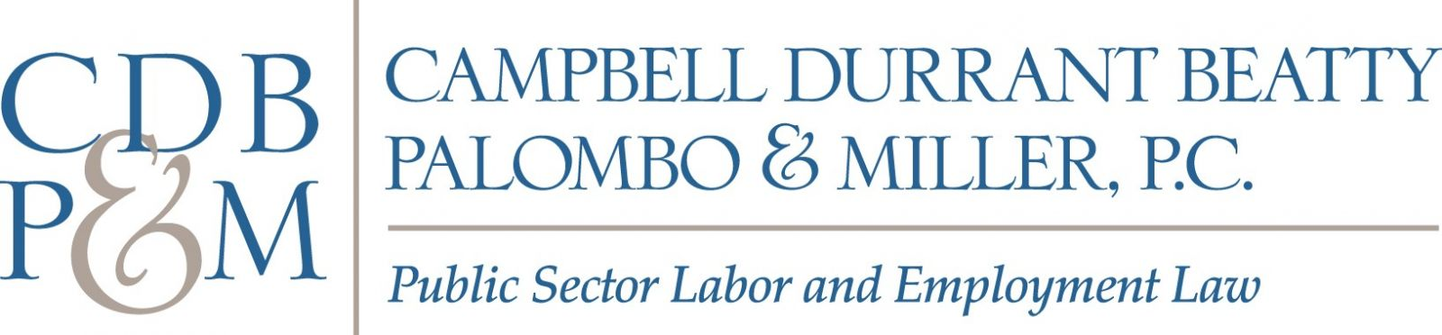 Campbell Durrant Beatty Palombo and Miller logo