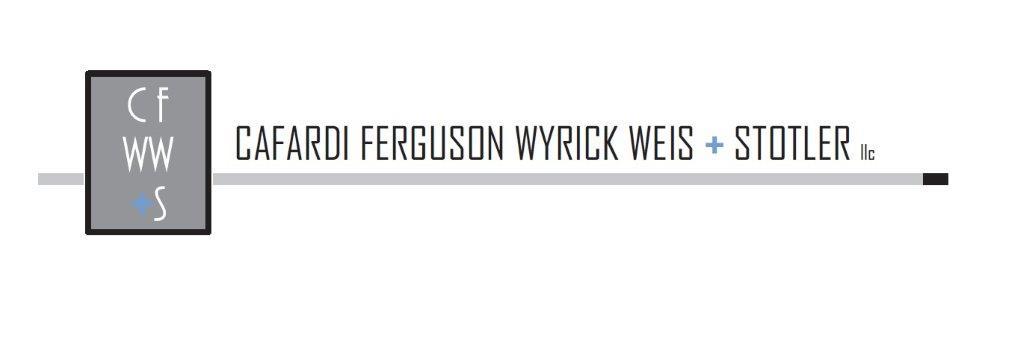 Cafardi Ferguson Wyrick Weis Logo