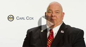 PSAB President Carl Cox