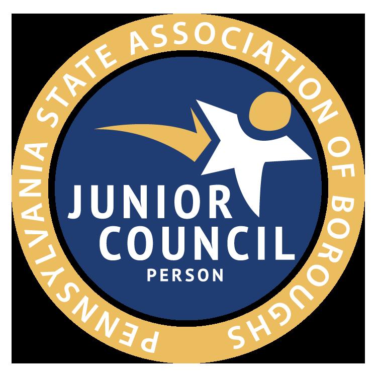 Junior Council Person Program logo
