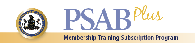 PSAB Plus Program header