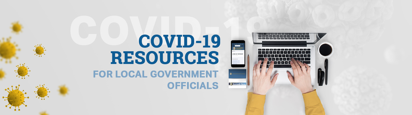 COVID Resource Banner