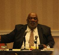 The Hon. Phillip Ayers spoke about employment discrimination cases.